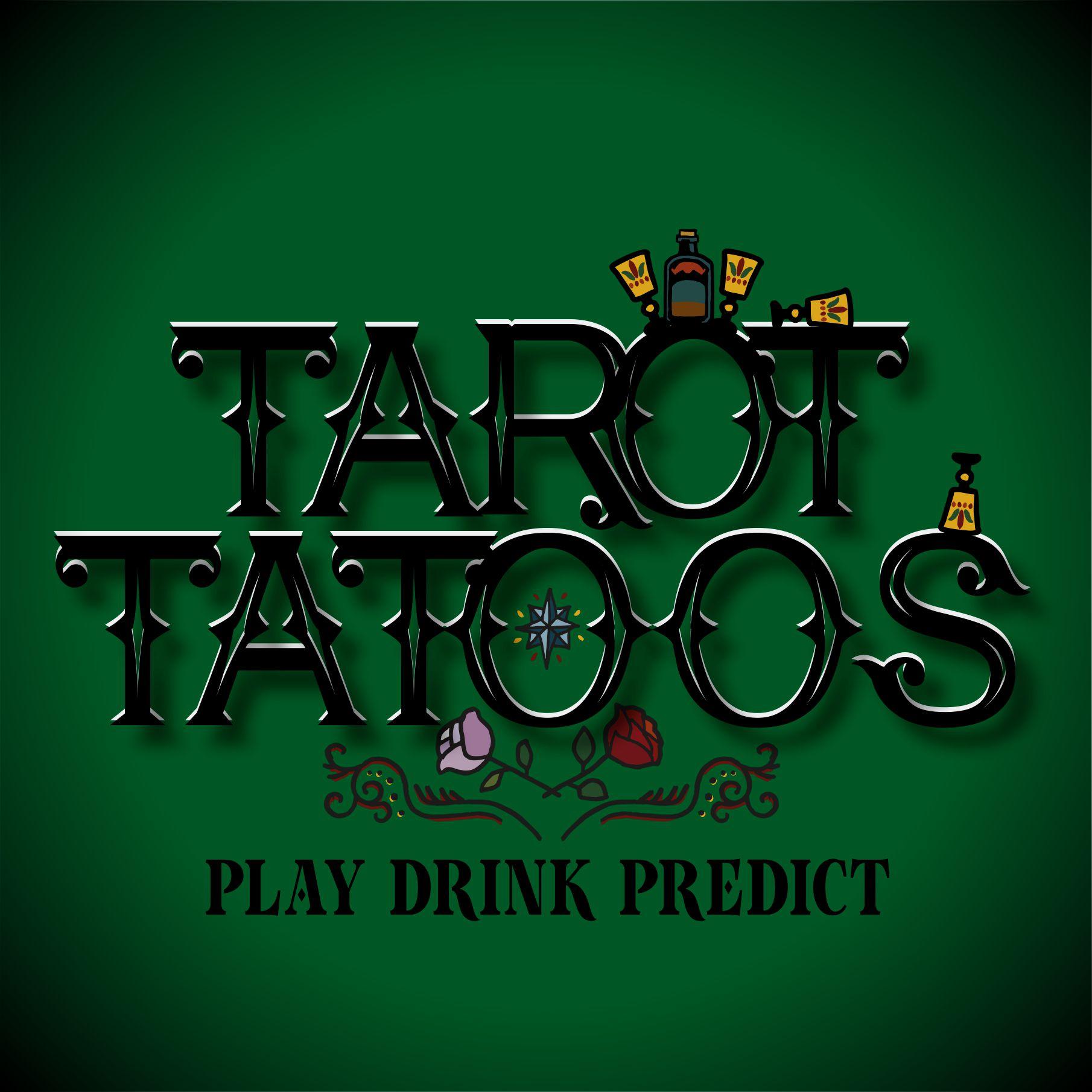 logo Tarot tatoos